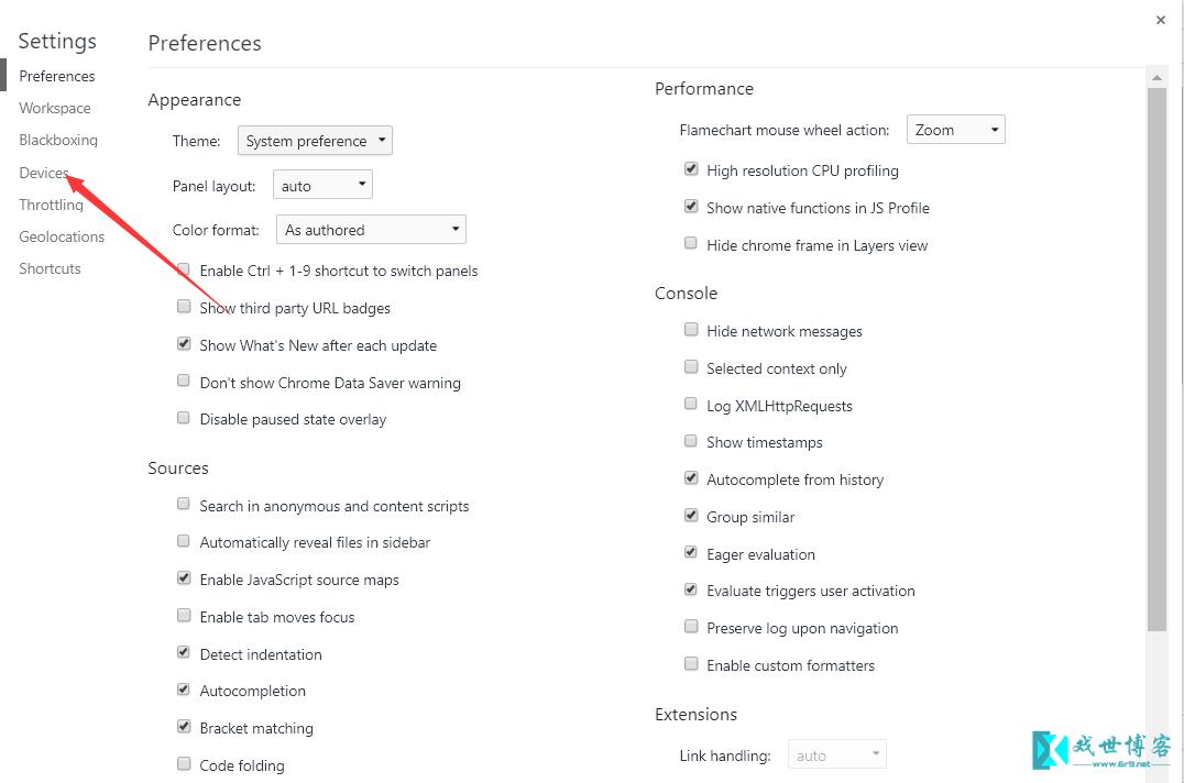 Chrome模拟微信、QQ内置浏览器UA-戏世博客