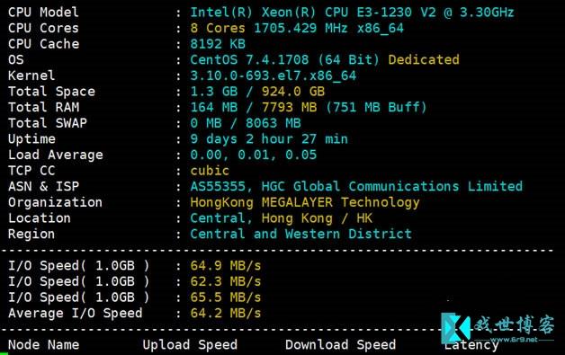 5个Linux服务器一键综合测试性能和配置脚本工具